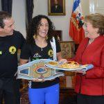 """""""Crespita"""" Rodríguez defenderá su título mundial de la WIBA el 9 de agosto"""