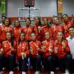 Selección Chilena Femenina de Básquetbol se encuentra en Ecuador para disputar el Sudamericano Adulto