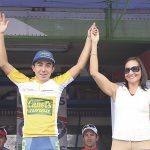 Ciclista nacional Pablo Alarcón ganó la Vuelta Internacional Higuito en Costa Rica