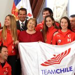 Presidenta de la República brinda total apoyo al COCh para postulación a los Panamericanos del 2023