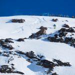 Santiago recibirá por sexto año consecutivo el The North Face Chilean Freeskiing Championship