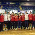 Delegación chilena realizó una gran actuación en el Open Costa Rica de Taekwondo