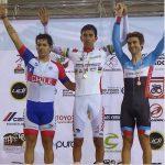 Cristopher Mansilla obtuvo medalla de plata en el Panamericano de Ciclismo en Pista
