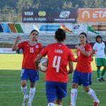 Chile logró su segundo triunfo consecutivo en la Copa América de Fútbol Femenino