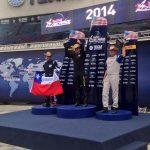 Piloto Cristian Bolton subió al podio de la Red Bull Air Race en Texas