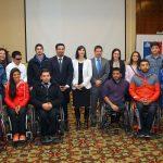Ministerio del Deporte y Senadis impulsan Mesa Técnica del Deporte Paralímpico