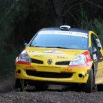 Martínez y Etcheverry se enfrentarán por el triunfo en el Rally Mobil de Pucón