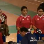 """""""Marcianitas"""" buscarán el tercer lugar del Mundial de Hockey Patín Femenino tras caer estrechamente ante Francia"""