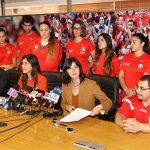 Deportistas de Alto Rendimiento se reunieron con ministra Riffo por presupuesto 2015
