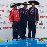 Jorge Atalah logra medalla de plata en Panamericano de Tiro y clasifica a Toronto