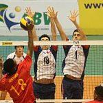 Chile derrotó a Paraguay por el Sudamericano Masculino Sub 22 de Volleyball