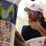 """Francisco """"Chaleco"""" López pasó las verificaciones técnicas del Rally de Marruecos"""