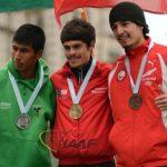 Matías Silva e Ivana Gallardo logran nuevos oros para Chile en el Sudamericano Sub 23 de Atletismo