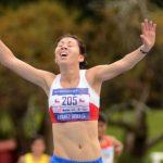 Giselle Álvarez entregó el quinto oro para Chile en el Sudamericano sub 23 de Atletismo