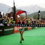 Tres chilenos se subieron al podio en los 160K del The North Face Endurance Challenge