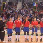 """Las """"Marcianitas"""" se quedaron con la medalla de bronce en el Mundial de Hockey Patín Femenino"""
