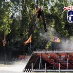 Freddy Krueger se impuso en la semifinal del Chile Night Jump 2014