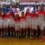 La Rojita consiguió su primer triunfo en el Sudamericano de Básquetbol Femenino U15