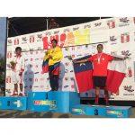 El surf entregó nuevas medallas para Chile en los Juegos Bolivarianos de Playa 2014