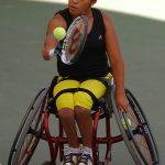Macarena Cabrillana y Miguel Coronado ganaron el Master de Chile de tenis en silla de ruedas