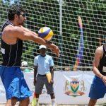 Primos Grimalt debutaron con un triunfo y una derrota en primera fecha del World Tour Volleyball Playa