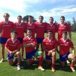 Chile 7 se coronó Vicecampeón de Oro en el Seven de Punta del Este