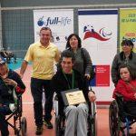 Las bochas paralímpicas coronaron a sus campeones del 2014