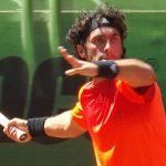 Gonzalo Lama cayó en octavos de final del Challenger de Curitiba