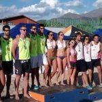 El fin de semana se dio el vamos a la Liga Nacional de Volleyball Playa 2014-2015
