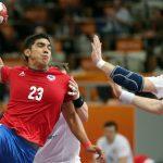 Chile cayó ante Brasil en el cierre del Grupo A del Mundial de Handball