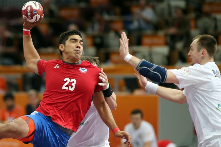 Chile Deutschland Handball