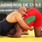 Cristóbal Torres y Andrés Ayub abrieron la participación chilena en el Mundial de Lucha Olímpica