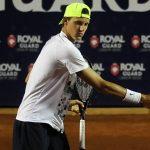 Nicolás Jarry cayó en segunda ronda de la qualy del ATP de Sidney