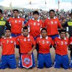 Selección de Fútbol Playa comenzó preparación para Torneo de Beach Soccer Chile