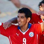 Chile terminó en el segundo lugar de la Copa Beach Soccer en Viña del Mar