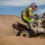 Ignacio Casale se quedó con la sexta fecha en quads del Dakar 2015