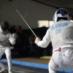 Juvenal Alarcón obtuvo medalla de bronce en el Panamericano Juvenil y Cadete de Esgrima