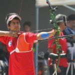 Chile logra su primer oro en el Torneo del Ranking Mundial de Tiro con Arco