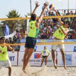 Los primos Grimalt lograron medalla de bronce en el Sudamericano de Volleyball Playa en Coquimbo