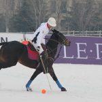 Selección Chilena de Polo en Nieve logra su tercera victoria consecutiva en el Mundial