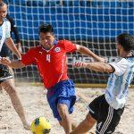 Chile derrota a Argentina en la Copa Sudamericana de Fútbol Playa
