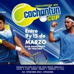 Challenger Cachantún Cup informa los valores de las entradas al torneo