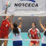 Chile suma un triunfo y una derrota en la Copa Panamericana de Volleyball Femenino Sub-18.