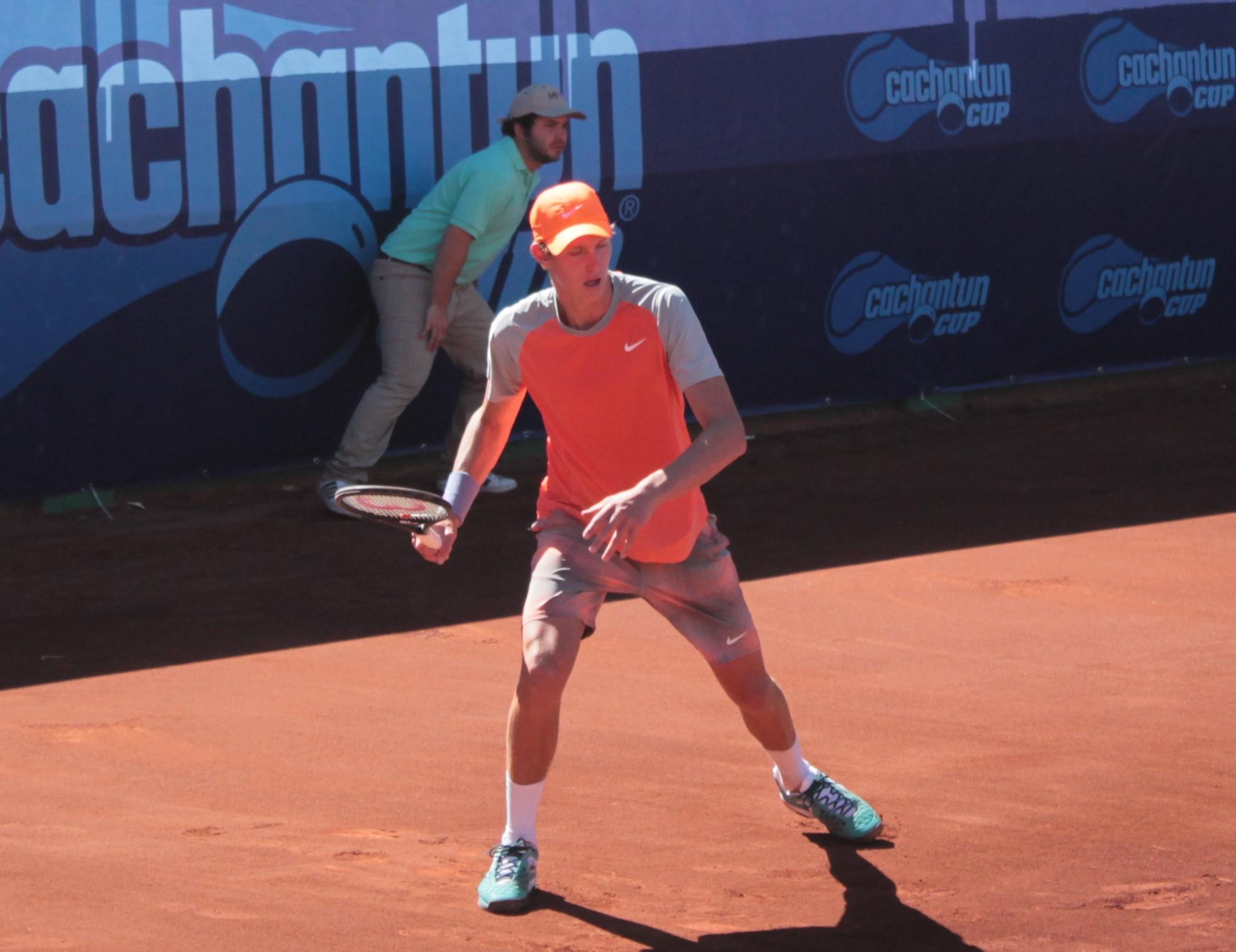 Nicolás Jarry avanzó a la ronda final de la qualy del Challenger de Mestre – ...