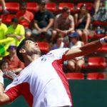 Chile cerró la serie de Copa Davis ante Perú con un contundente 5-0