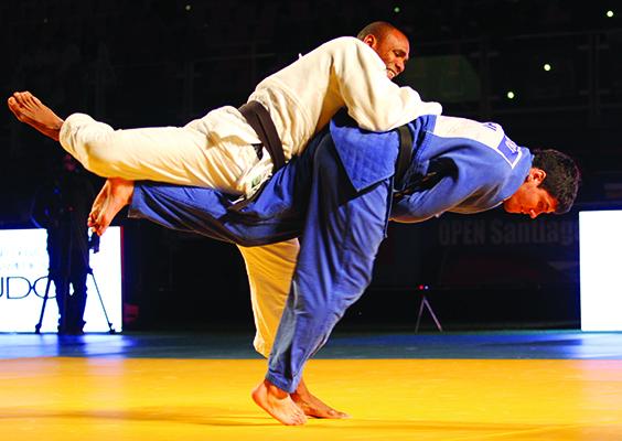Resultado de imagen para team chile judo