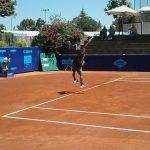 Bastián Malla cayó en primera ronda del Challenger de Meknes