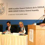 Santiago fue elegido sede de los Juegos Sudamericanos de la Juventud 2017