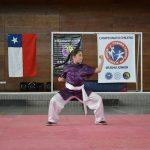 Con gran éxito se desarrolló el III Campeonato Chileno Junior de Wushu