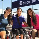 Este jueves se inauguró el Chilean Open de Tenis en Silla de Ruedas
